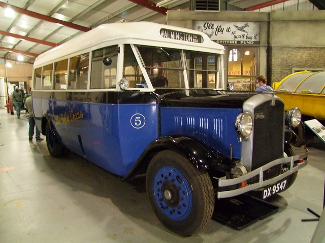 1931 Gilford, registered DX 9457 with the bodywork by Eaton Coachworks