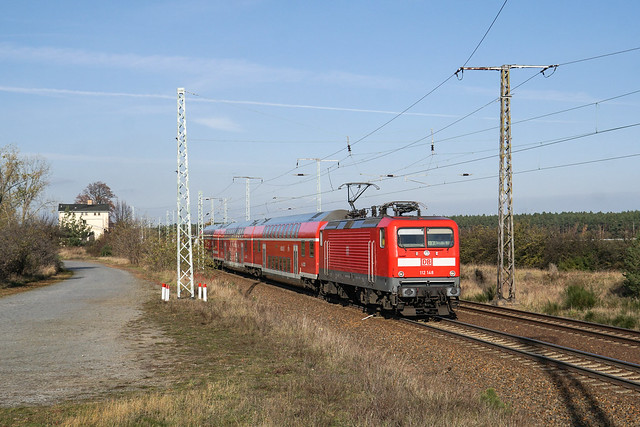 112 148 DB Regio AG   Frauenhain   November 2020