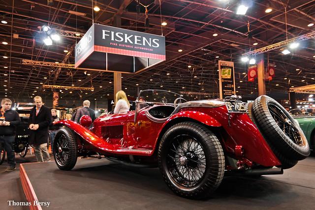 Alfa Romeo 8C 2300 Mille Miglia Zagato Spider 1931