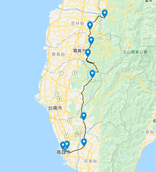 5th 走!去騎摩托車吧!六天五夜山海奇行環島之旅8273