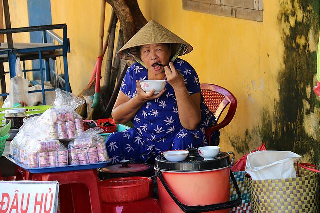 Lunch break - Hoi An