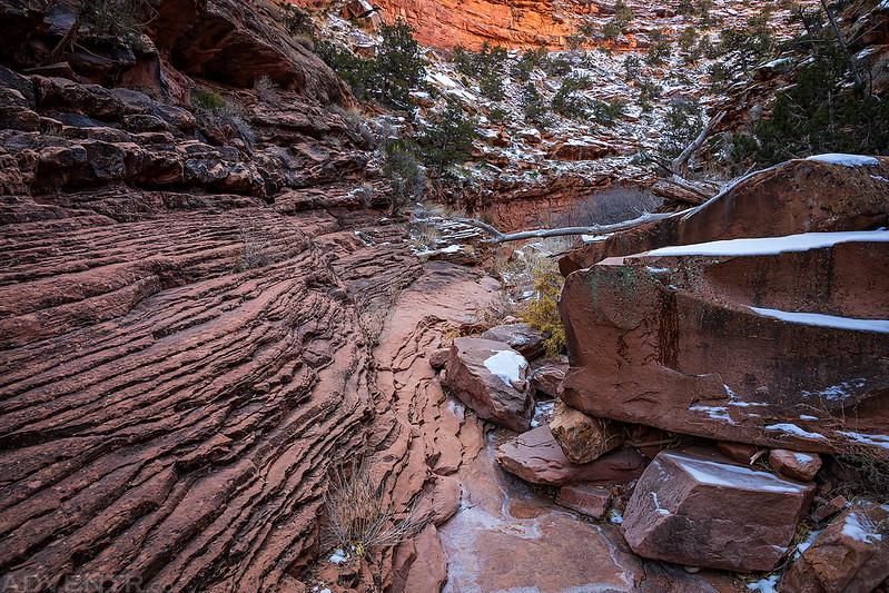 Waring Canyon