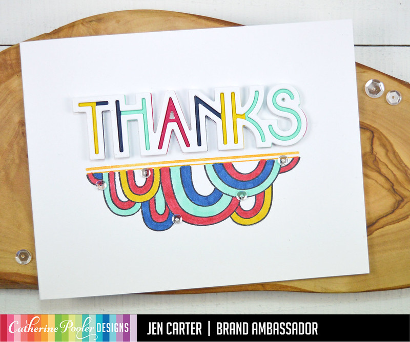 Beautiful New Year Jen Carter Classy Trims Decor Thanks Rainbow Mod Strips