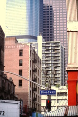 Downtown LA- Jan 1987