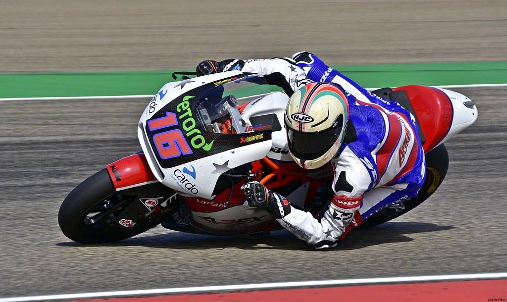 KTM / Joe ROBERTS / USA / American Racing KTM