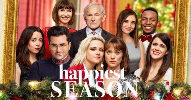Where was Happiest Season filmed