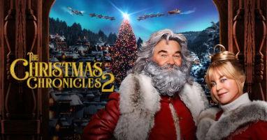 Where was Christmas Chronicles 2 filmed