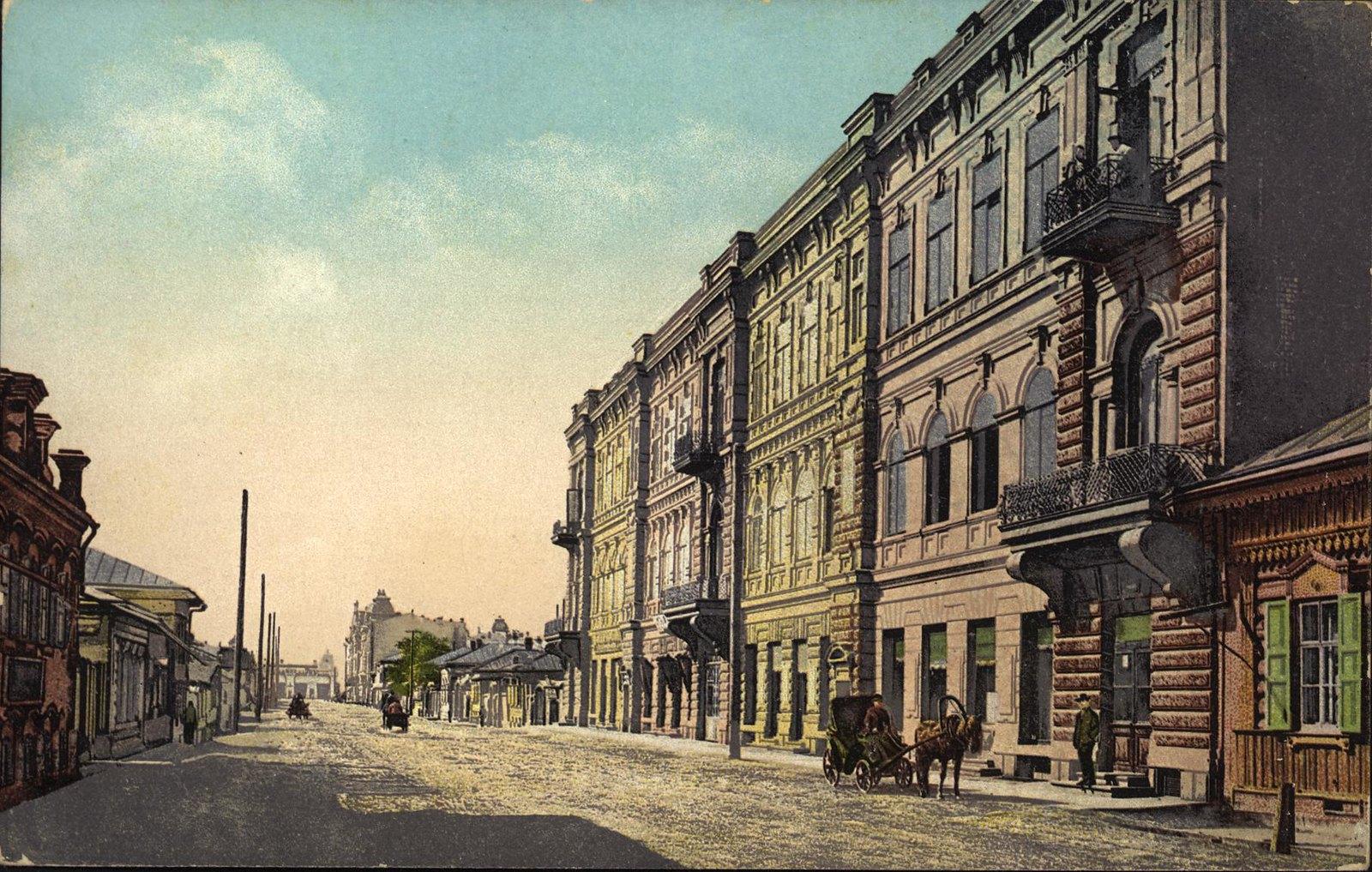 10. 6-я Солдатская улица. Дом Замятина