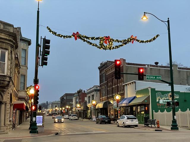 Dixon, Illinois.