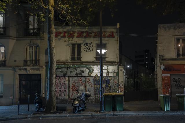 Paris, octobre 2020.