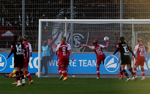 Bayer Leverkusen FR 2:1 SC Freiburg FR