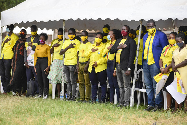 Hoima - NRM Leaders and Youth Meeting - Campaigns 2021 - 04