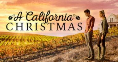 Where was A California Christmas filmed