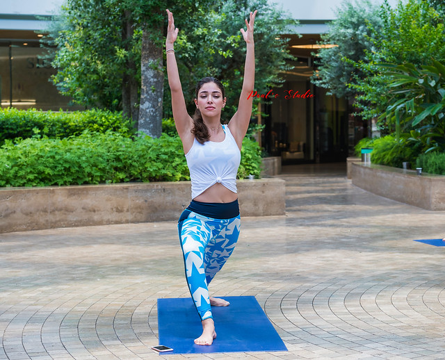 Yoga Class by 180° Fitness and Spa