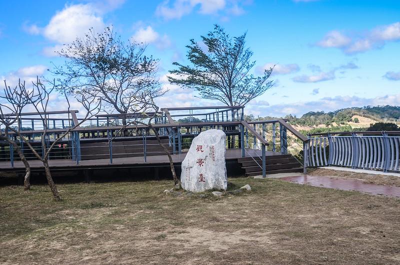 寶山第二水庫觀景台
