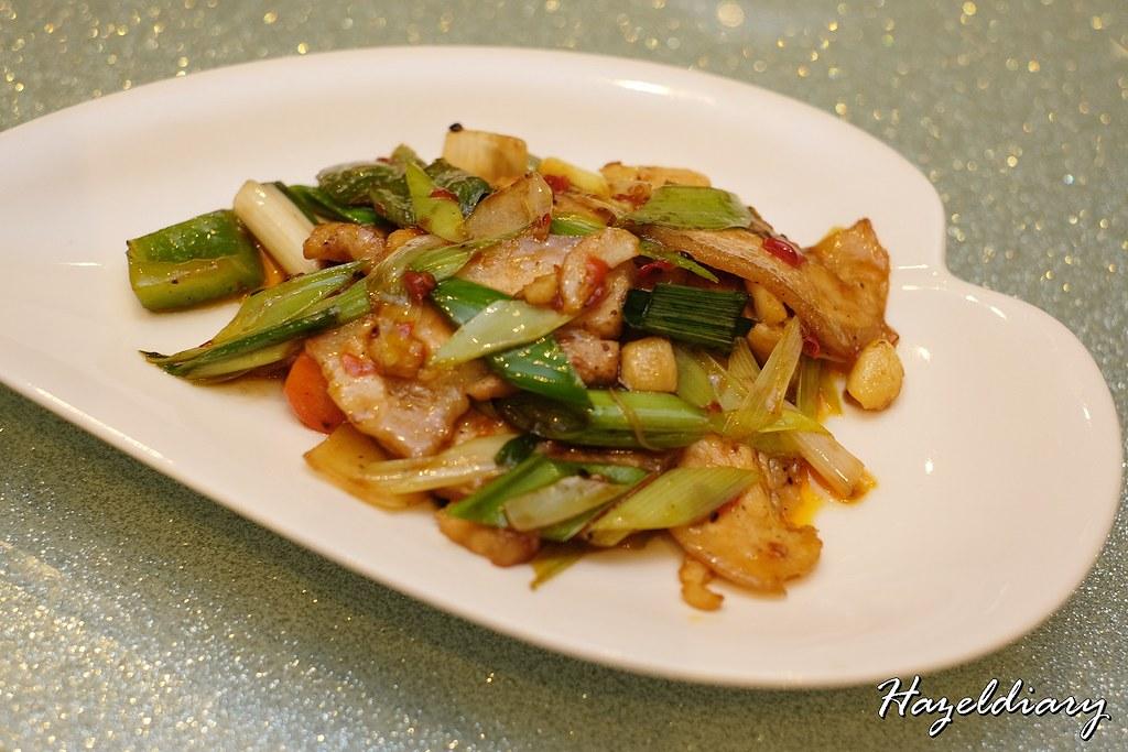 Tien Court Copthorne Kings- Stir-fried Pork
