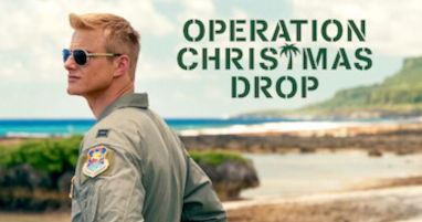 Where was Operation Christmas Drop filmed