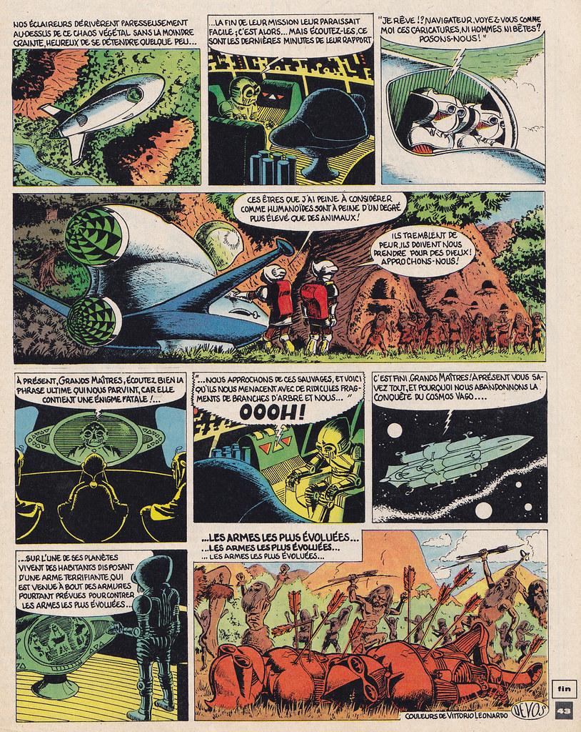 Spirou #2001 / Seite 43
