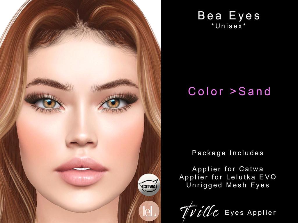 Tville – Bea Eyes *sand*