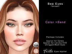 Tville - Bea Eyes *sand*