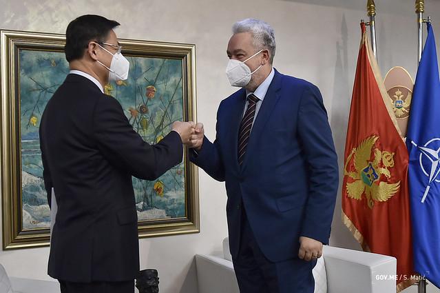 Zdravko Krivokapić - Liu Đin (21.12.2020.)