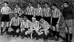 Temporada 1943/44: formación del Deportivo de La Coruña