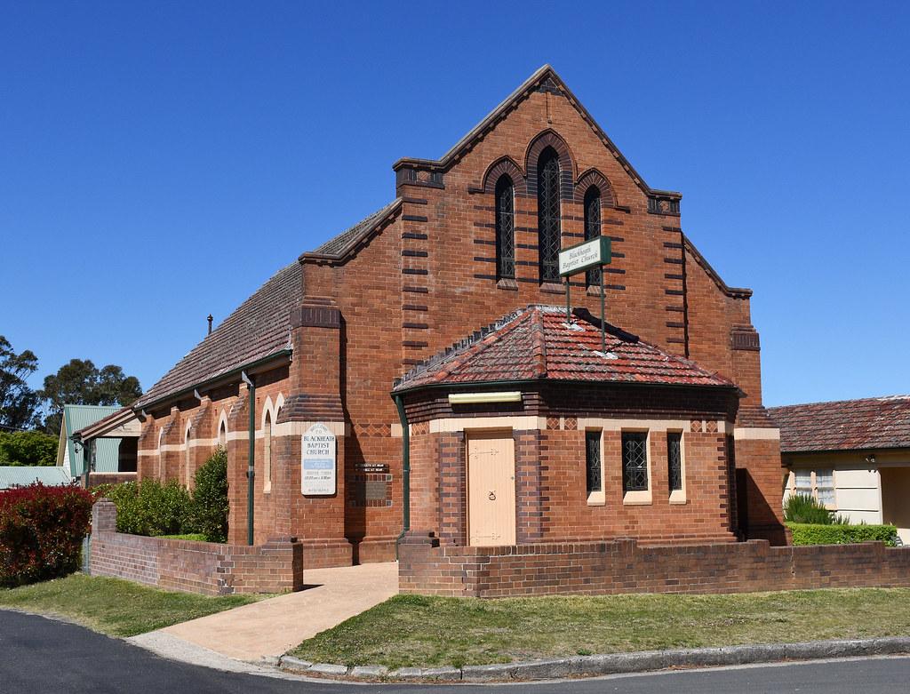 Baptist Church, Blackheath, NSW.