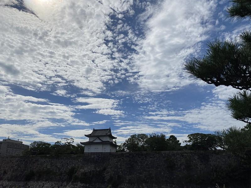 森ノ宮駅から大阪城へ_04