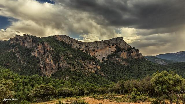 Poyos de La Mesa - Parque Natural Sierras de Cazorla, Segura y las Villas (EXPLORE 21/12/2020)