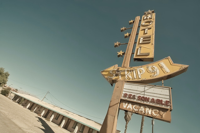Strip 91 Motel
