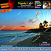 :palm_tree: Enhanced #License SOLD! #Peaceful #Bright #Sunset on #Exotic #Caribbean #Beach :palm_tree: #photo :copyright: #BluedarkArt #TheChameleonArt