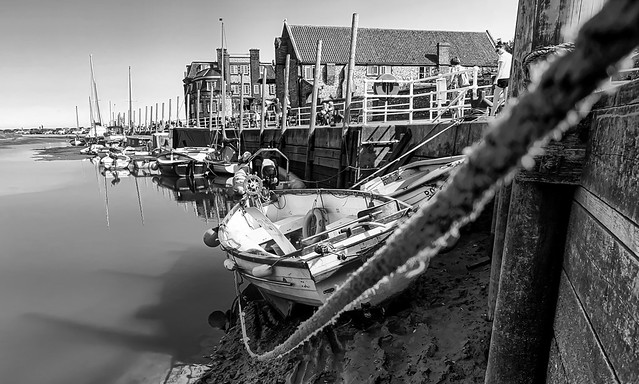 Blakeney quay 12 {Explore 22/12/2020}