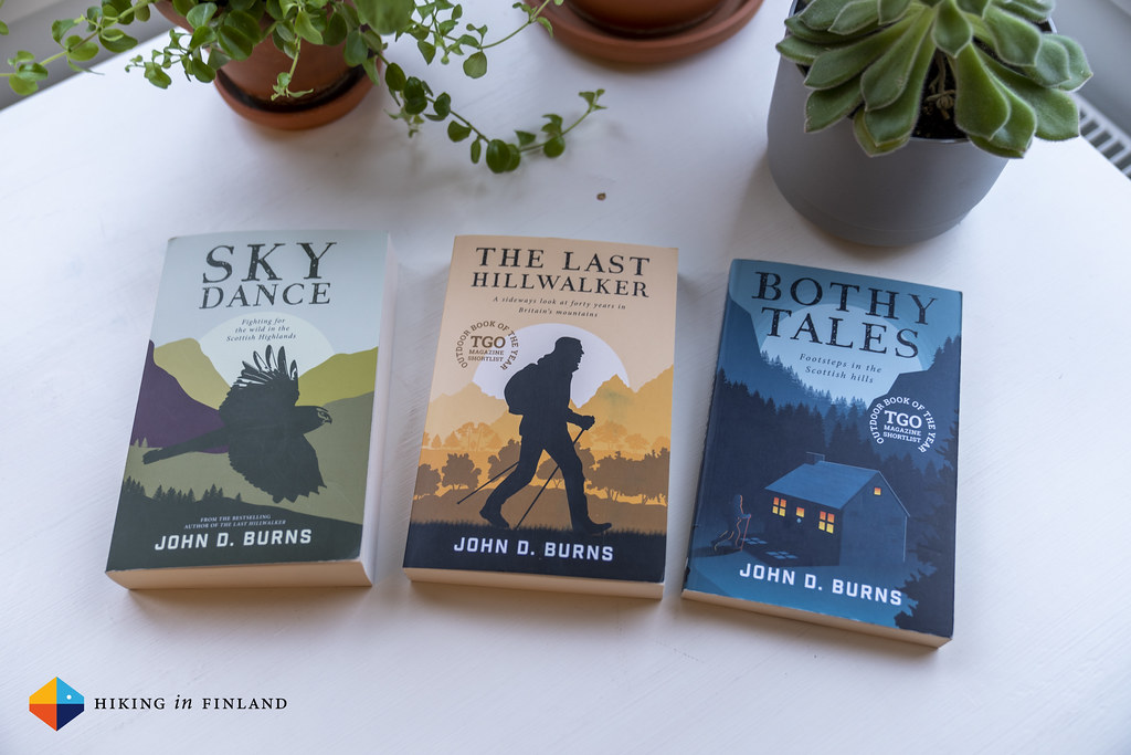 The Last Hillwalker, Bothy Tales and Skydance