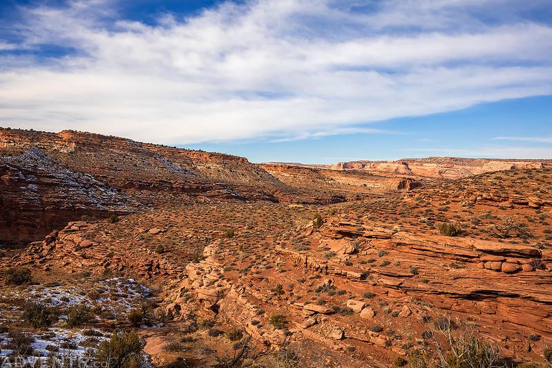 Mesa Hiking
