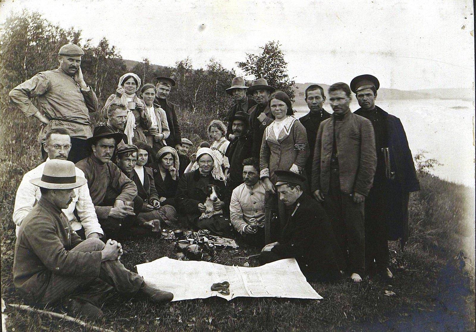 09. Энтомологическая экскурсия на Верхоленскую гору