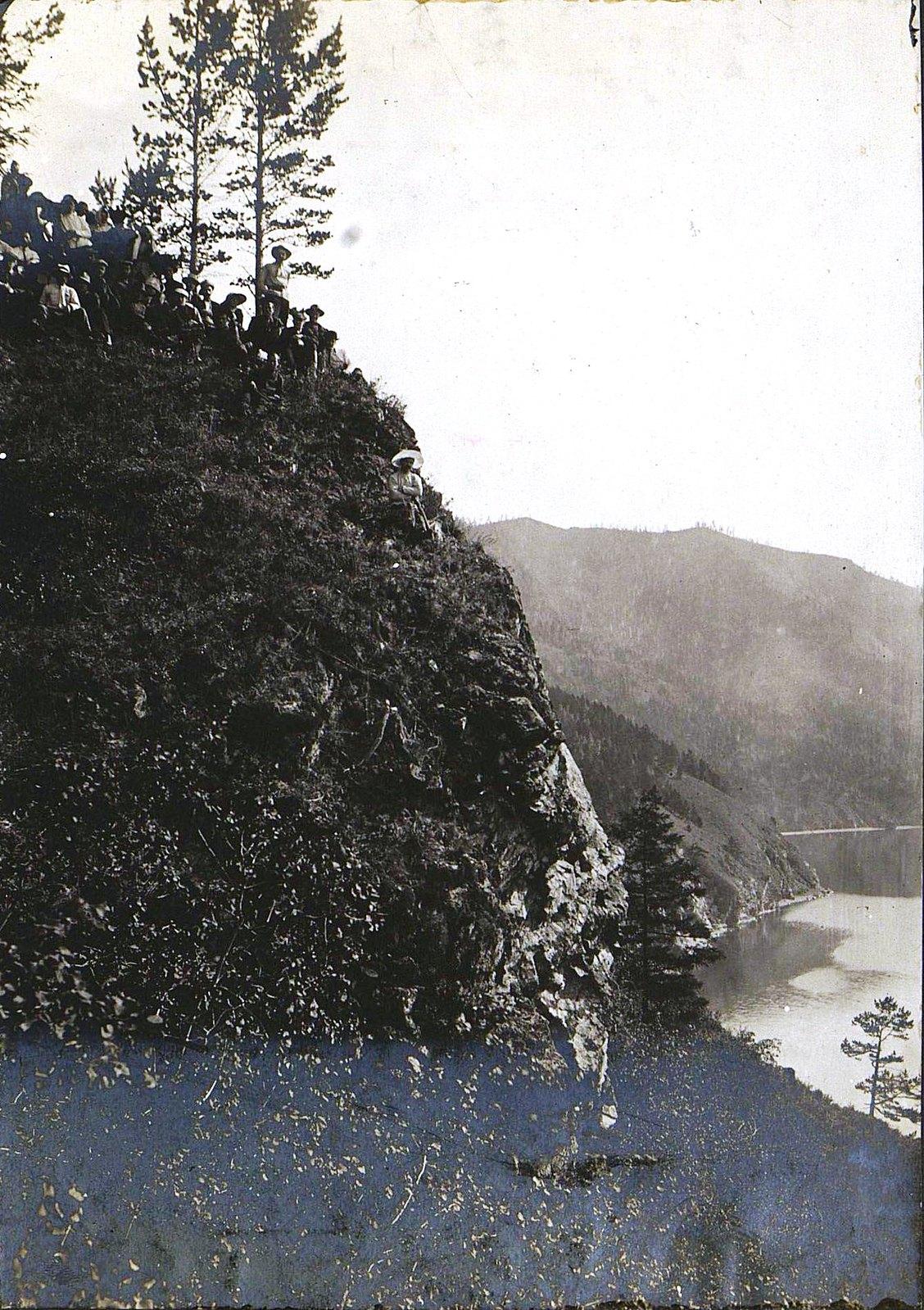 05. Лекция преподавателя Кутаса по географии в Байкальских горах