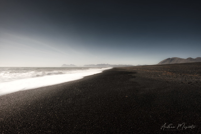 Hvalnes Nature Reserve Beach (Iceland)