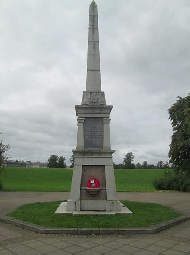 Perhshire Volunteers Memorial