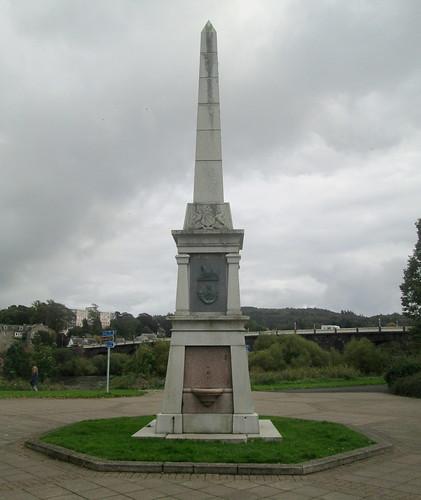 Perth, Perthshire Volunteers Memorial