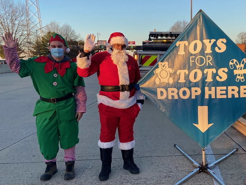 MDTA Police Toy for Tots Campaign