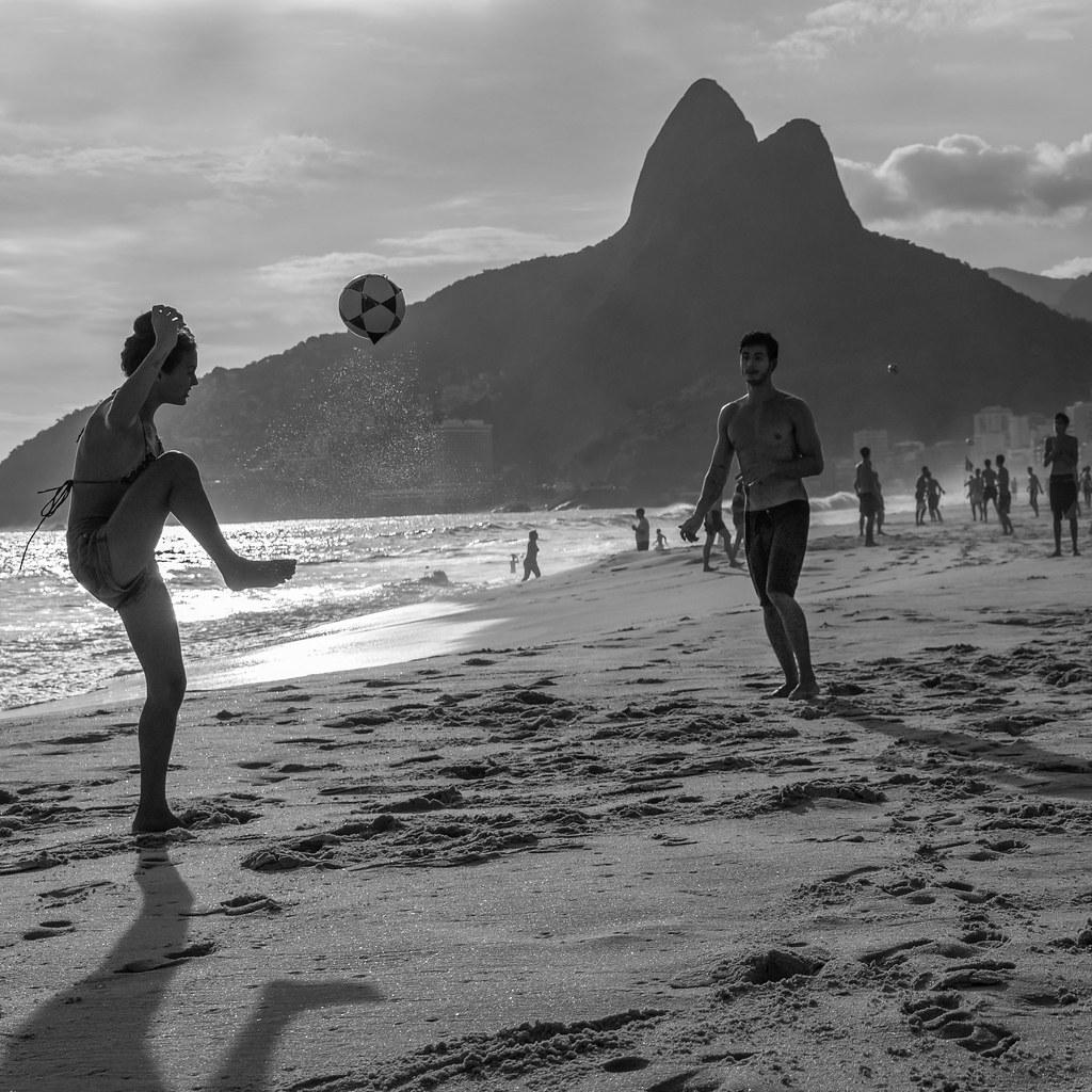 Altinha at Ipanema Beach