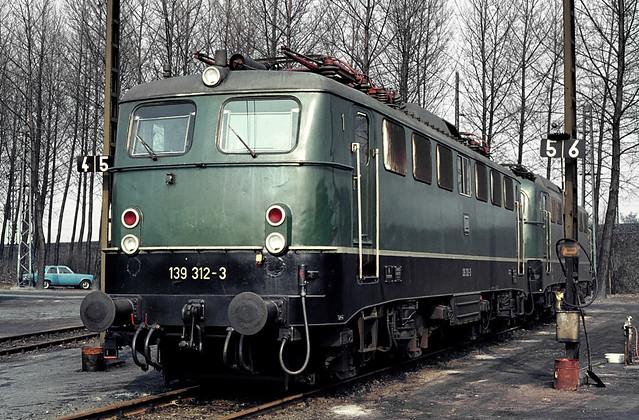 DB 139 312 Bw Gremberg 02.03.1976