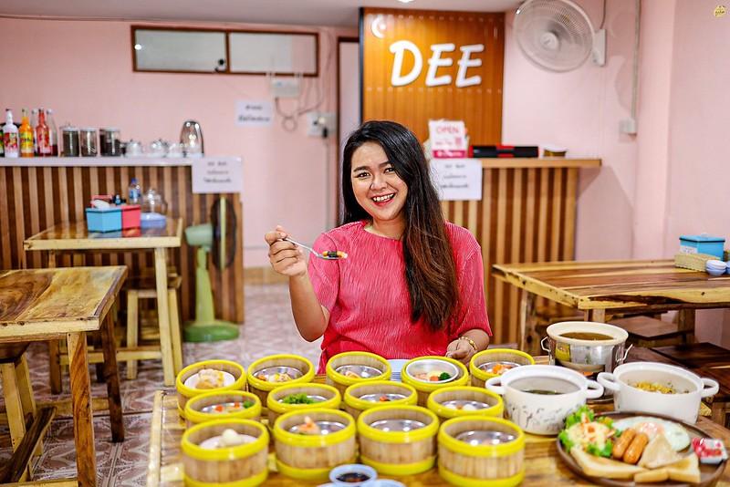 DEE DIMSUM by cha dee ติ่มซำฮาลาล เมืองภูเก็ต