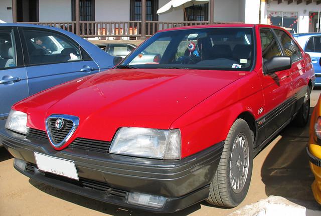 Alfa Romeo 164 2.0 T.Spark 1993