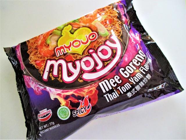 Myojoy mee goreng Thai tom yam flavour