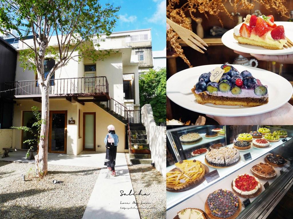 新竹東區咖啡廳推薦100種味道三民店巨城附近下午茶甜點蛋糕IG餐廳 (3)