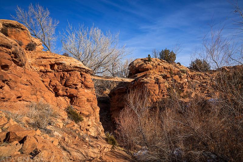 Waring Canyon Bridge