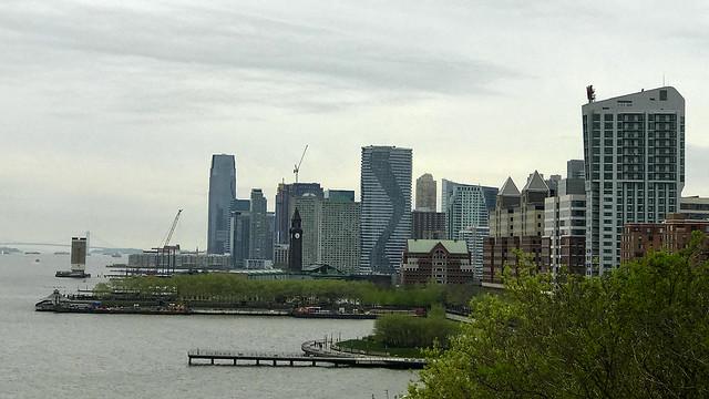 Hoboken, NJ skyline