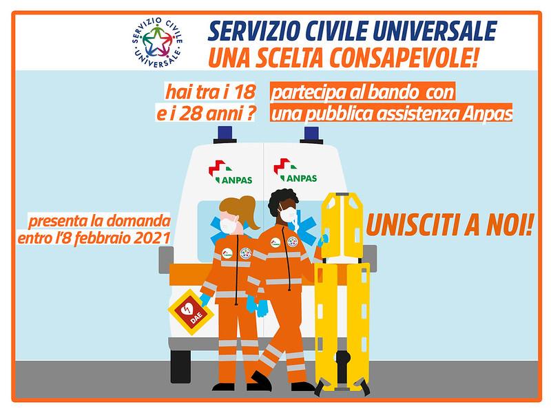 Servizio Civile: pubblicato il bando ordinario per i progetti 2020
