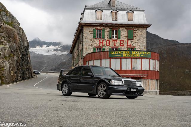 Mercedes 190E 2.5-16V Evo2